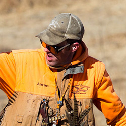 Aaron Schroder Waterfowl and Upland Hunting Guide