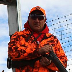 Greg Preston Upland Hunting Guide Ice Fishing Guide