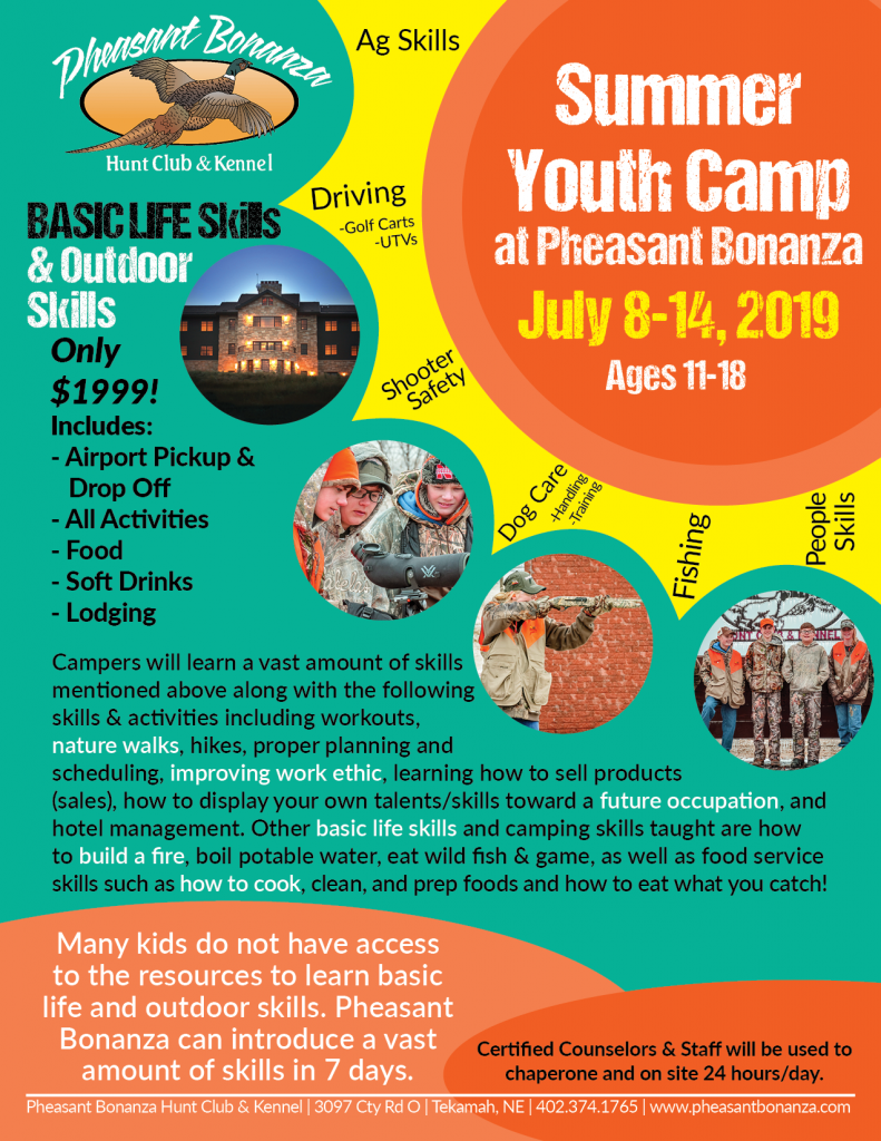 Summer Youth Outdoor Camp